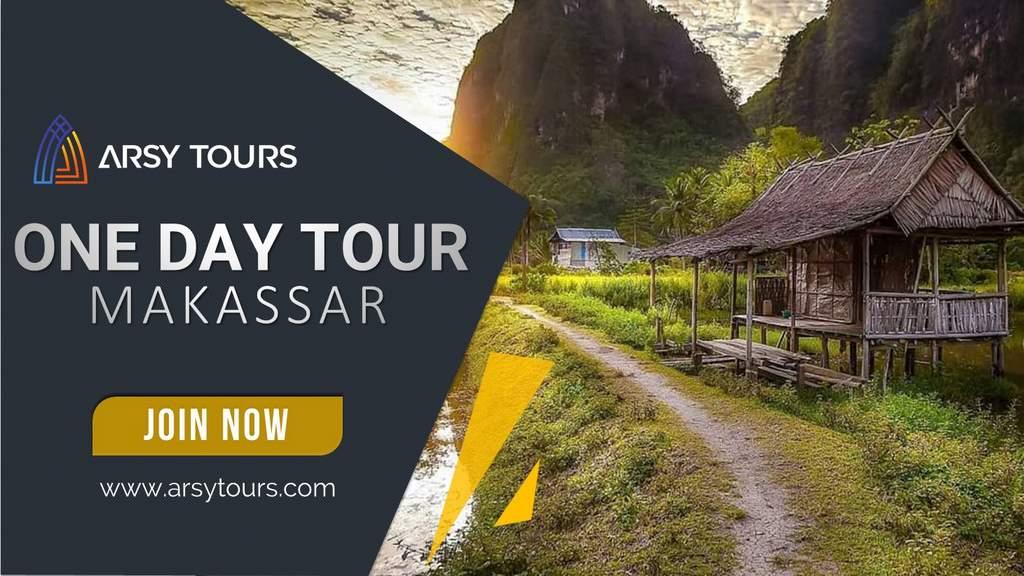Paket Tour Rammang Rammang Samalona 1 Hari