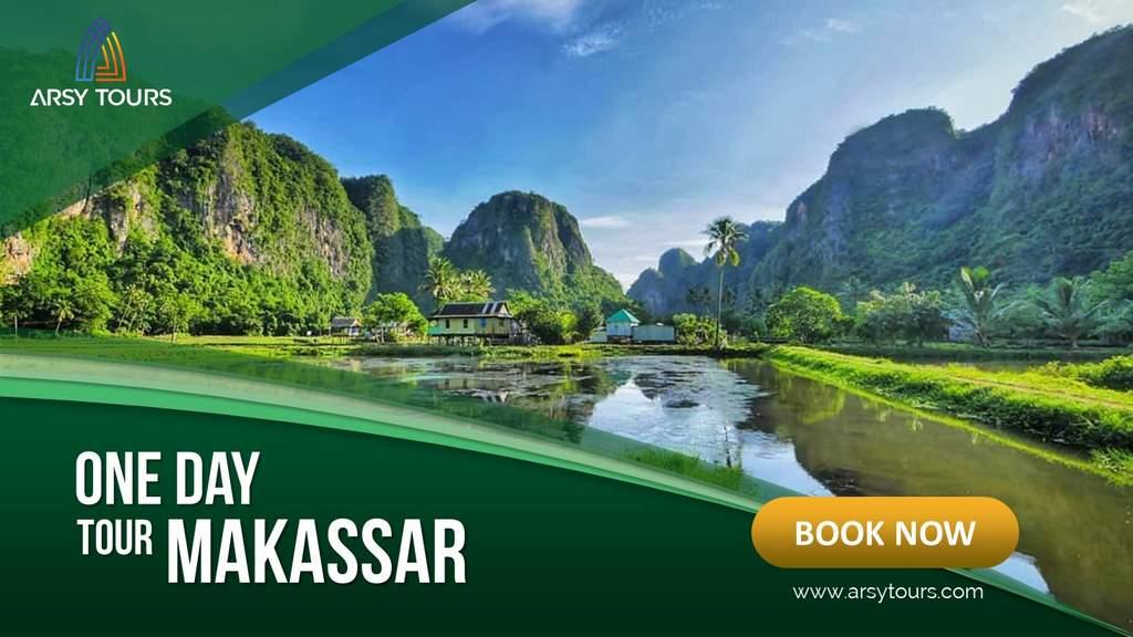 Paket Wisata Makassar 1 Hari