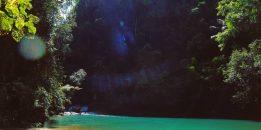 Air Terjun Taman Nasional Bantimurung