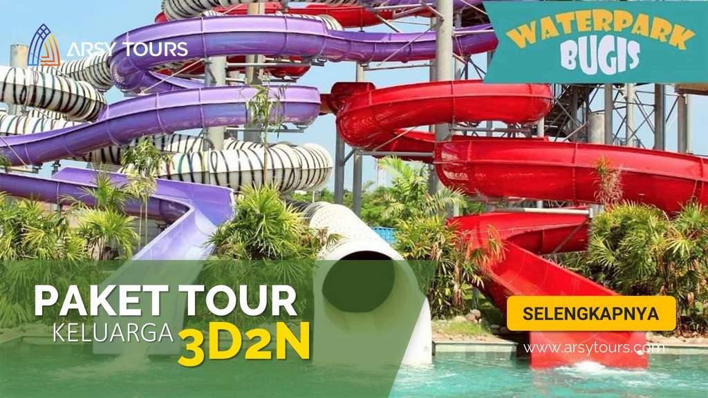 Paket Tour Keluarga Makassar 3 Hari 2 Malam