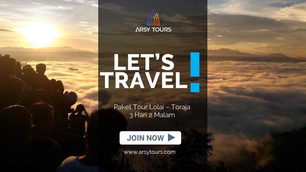 Paket Tour Lolai Toraja 3 Hari 2 Malam