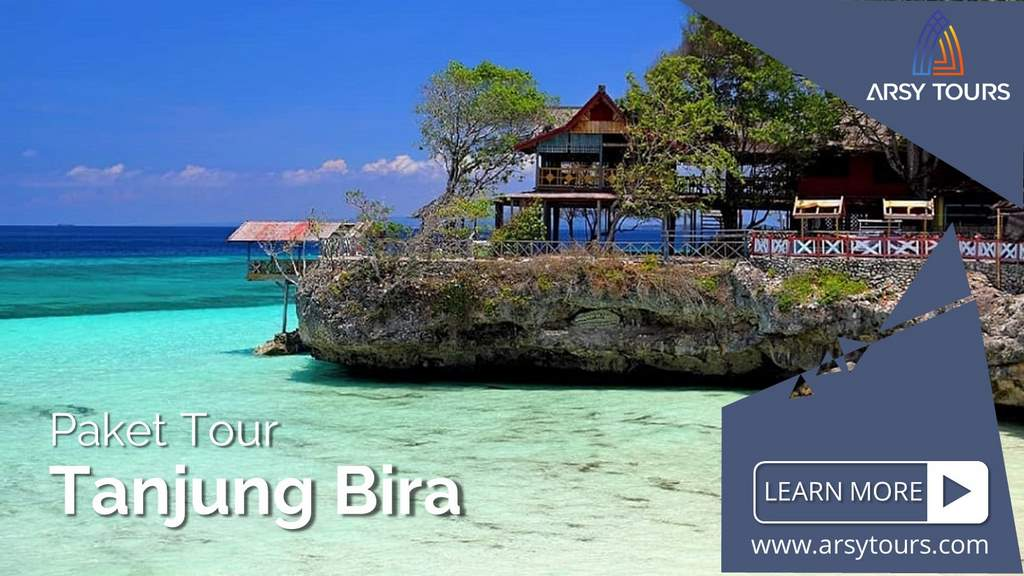 Paket Tour Tanjung Bira 2 Hari 1 Malam