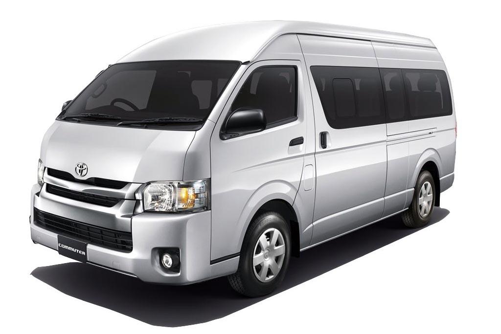 Rental Toyota Hiace di Makassar